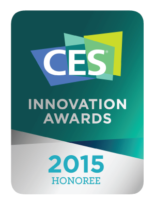 CES Innovation Award 2015